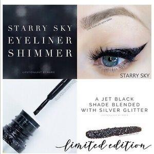 Senegence Stary Sky Eyesense liquid eyeliner black